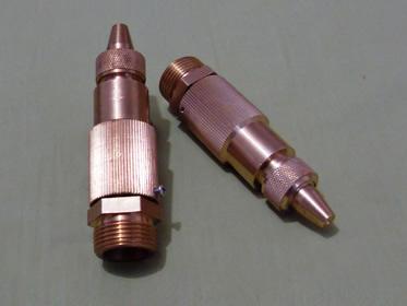 铜质可调高压喷头